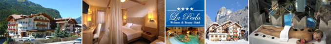 Hotel La Perla Canazei - Val di Fassa