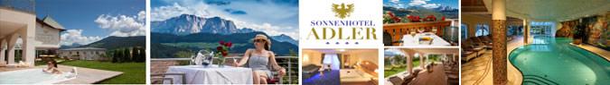 Sonnen Hotel Adler Villandro - Alto Adige