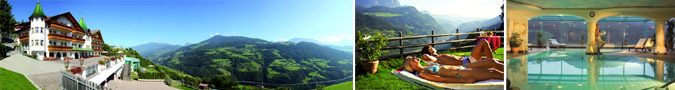 Berglandhotel Untertheimerhof - Villandro - Alto Adige